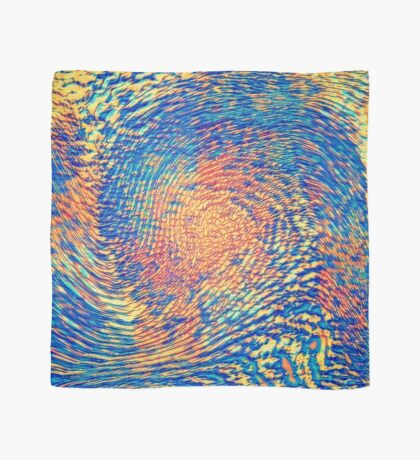Abstract Wave Scarf