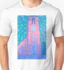 Church tower at Domburg by Piet Mondrian, 1911 T-Shirt