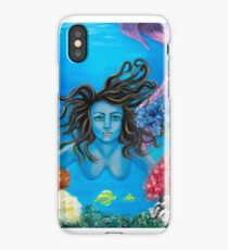 A Tropical Tail  iPhone Case/Skin