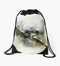 Hawker Hurricane - Painting Drawstring Bag
