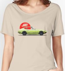 The 240Z Women's Relaxed Fit T-Shirt