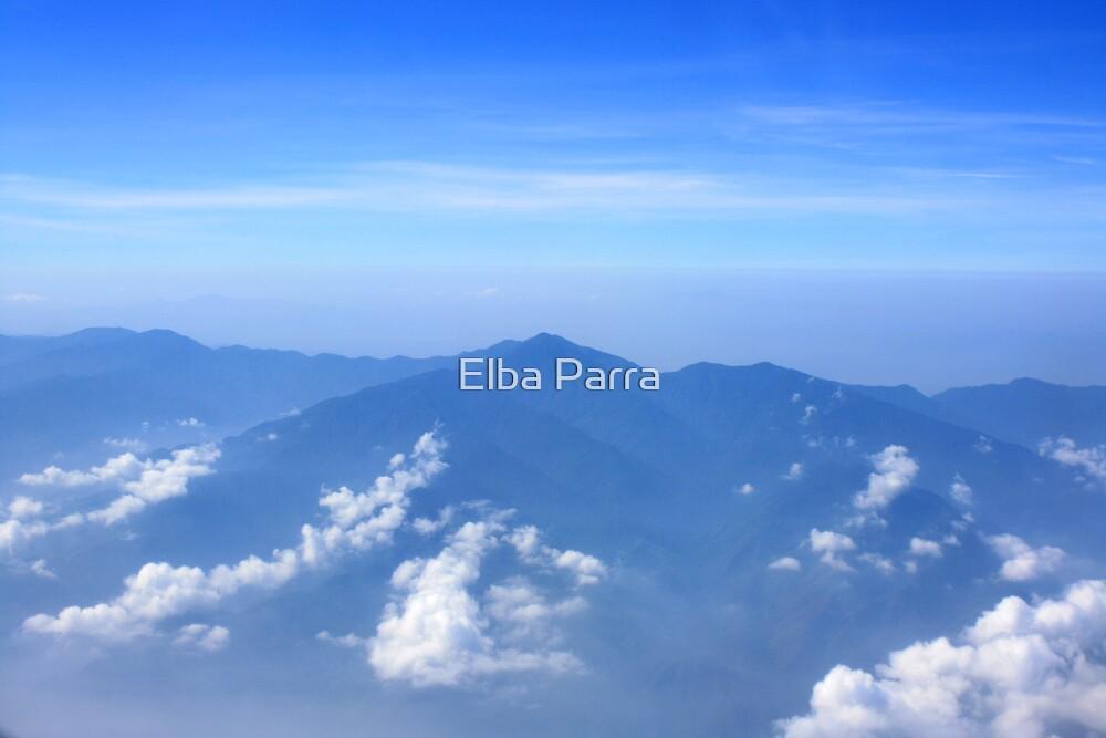 Misty Mountain by Elba Parra