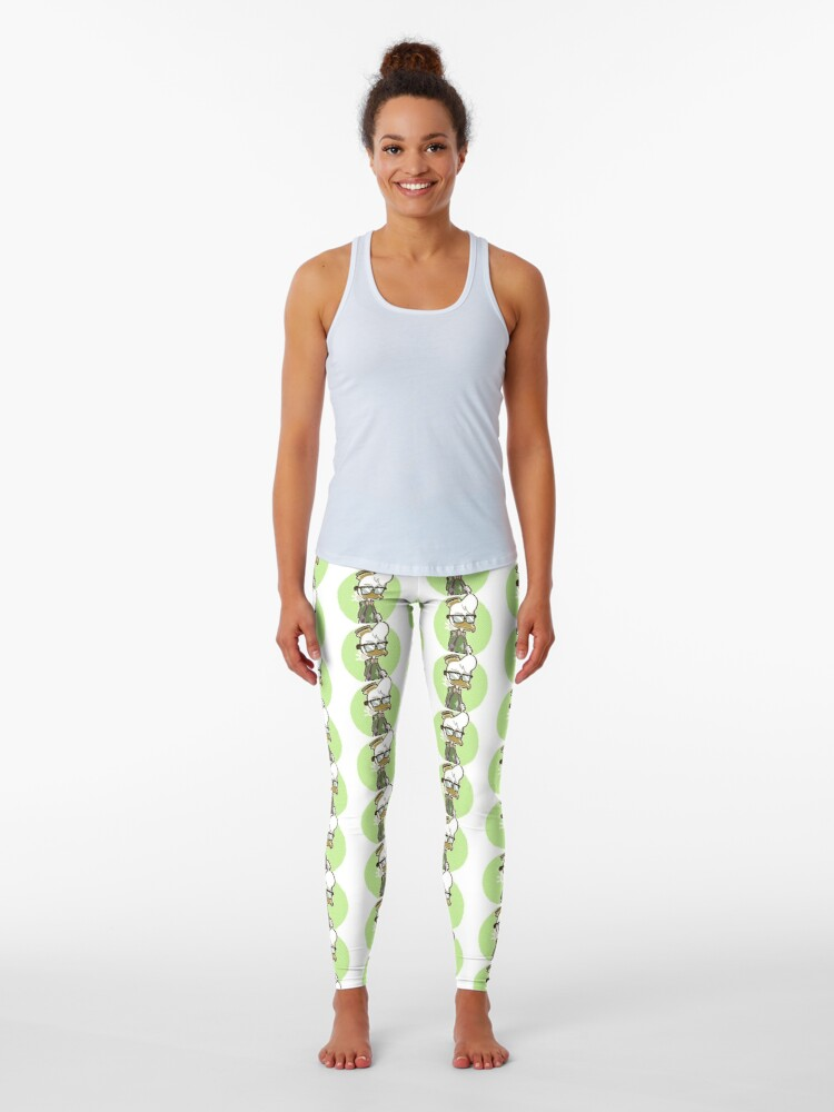 All Over Shirts Gyro Gearloose Leggings