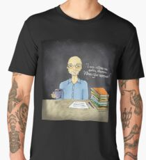 Teacher coffee 20 Men's Premium T-Shirt