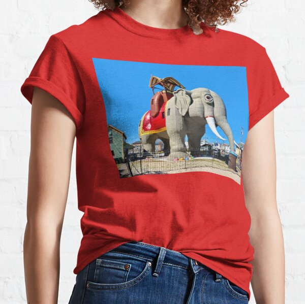 Lucy the Elephant Classic T-Shirt