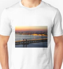Bridge Over Tagus Unisex T-Shirt