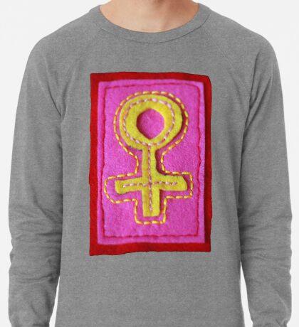 Venus Symbol Tee Shirt Lightweight Sweatshirt