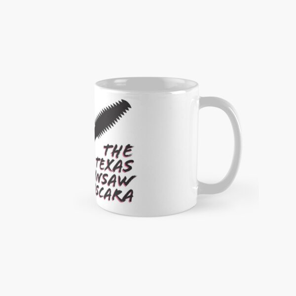The Texas Chainsaw Mascara Classic Mug