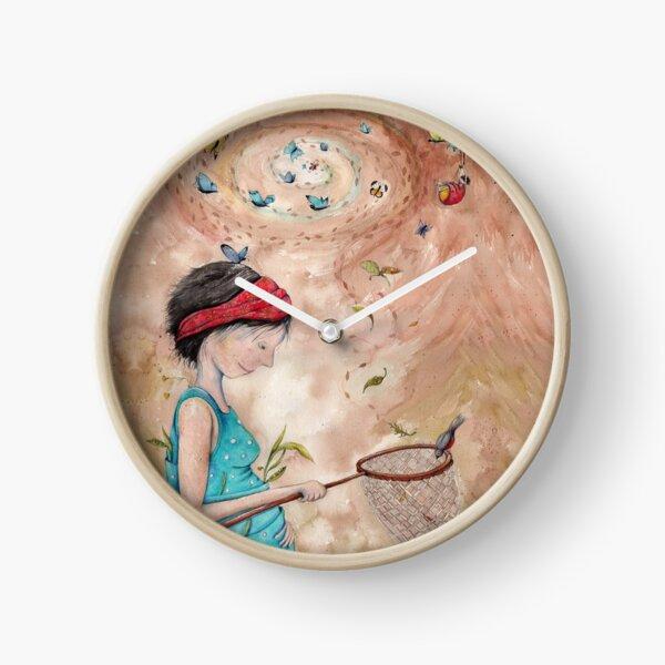 Recyled dreams Clock