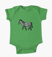 Zebras Kids Clothes