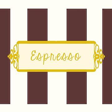 Espresso Coffee by Zampadoro
