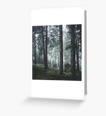 Path Vibes Greeting Card