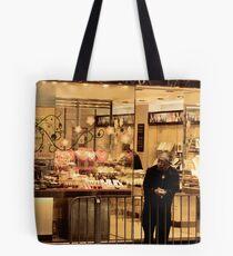 Hong Kong Man Tote Bag