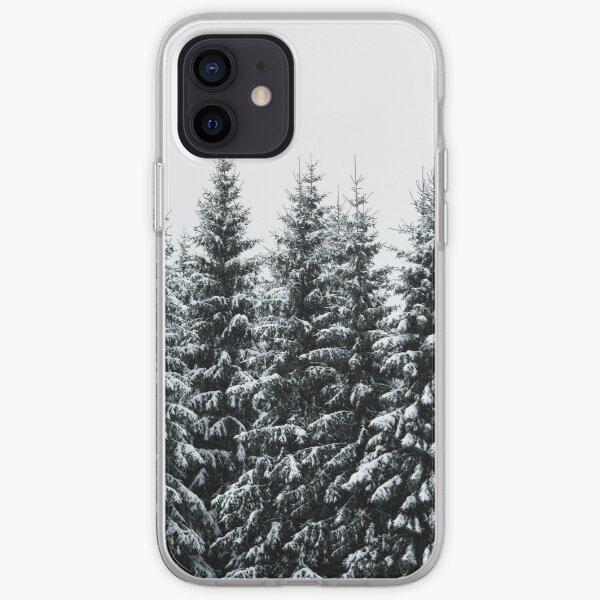 The White Bunch iPhone Soft Case