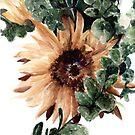 Sunflower by artofsuff