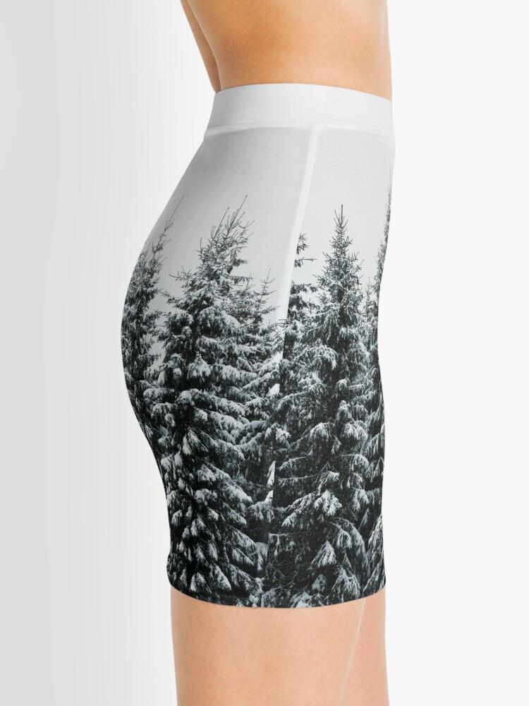 Alternate view of The White Bunch Mini Skirt