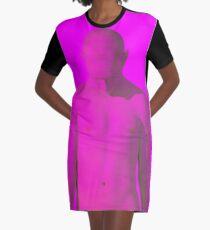 Pretty In Pink T-Shirt Kleid