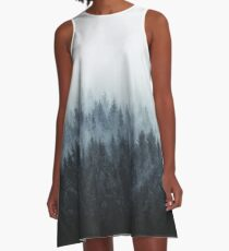 High And Low A-Line Dress