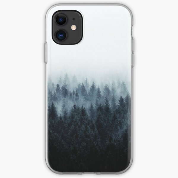 High And Low iPhone Soft Case