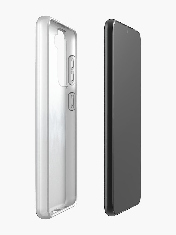 Alternate view of High And Low Case & Skin for Samsung Galaxy