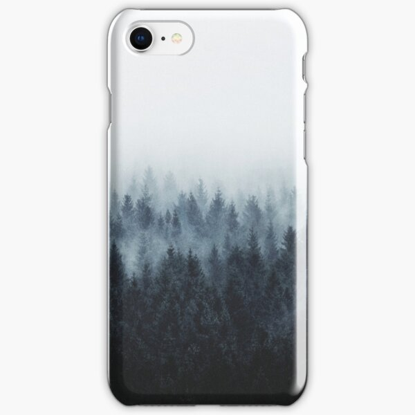 High And Low iPhone Snap Case