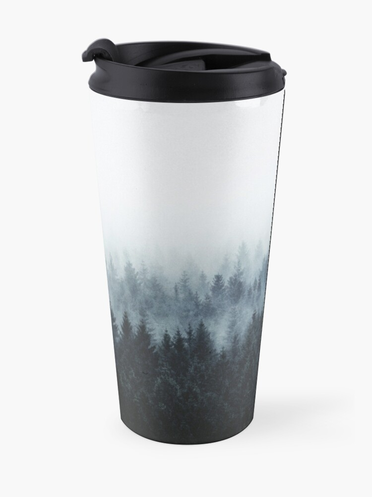 Alternate view of High And Low Travel Mug
