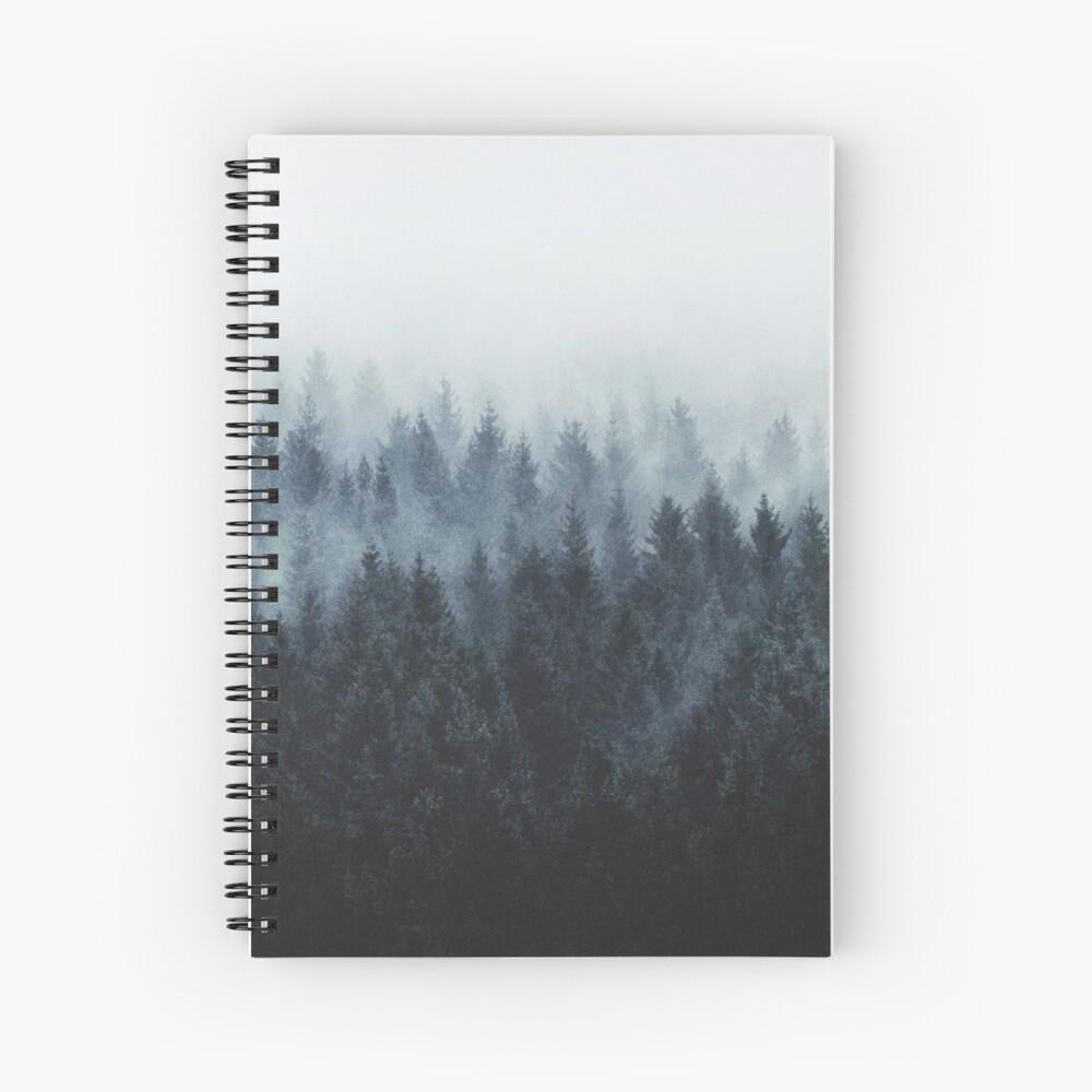 High And Low Cuaderno de espiral