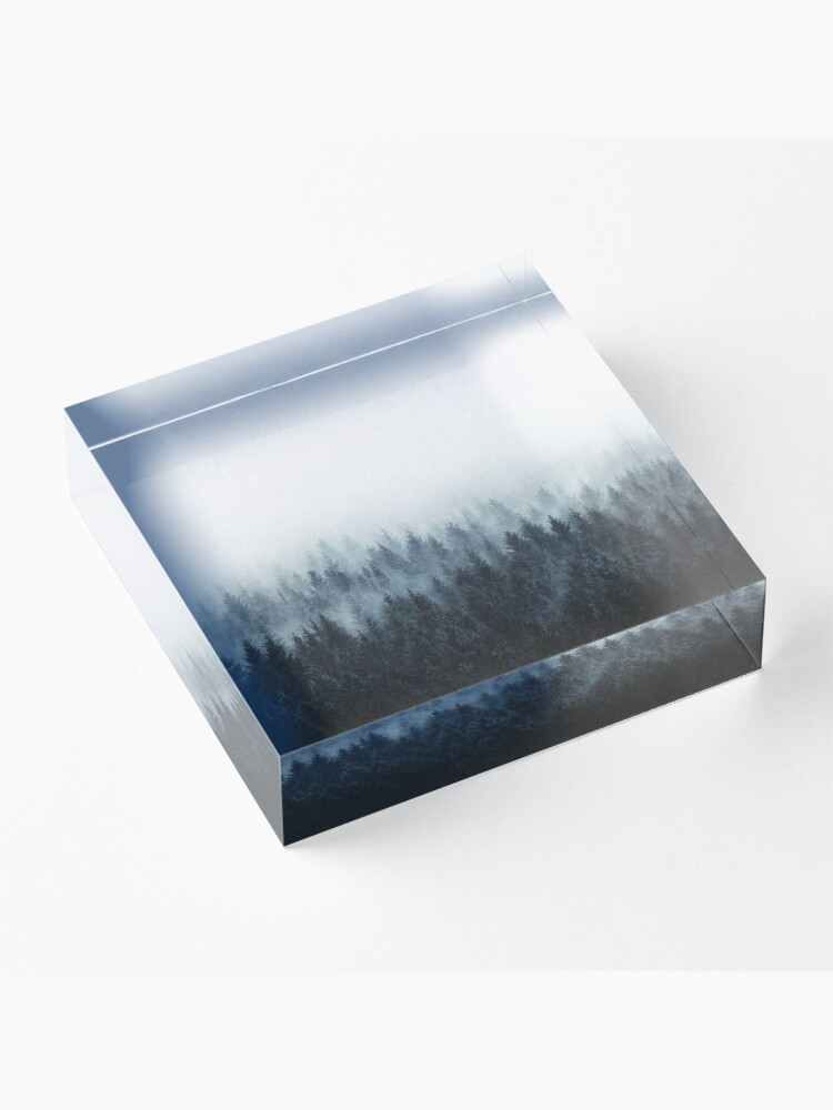 Alternate view of High And Low Acrylic Block