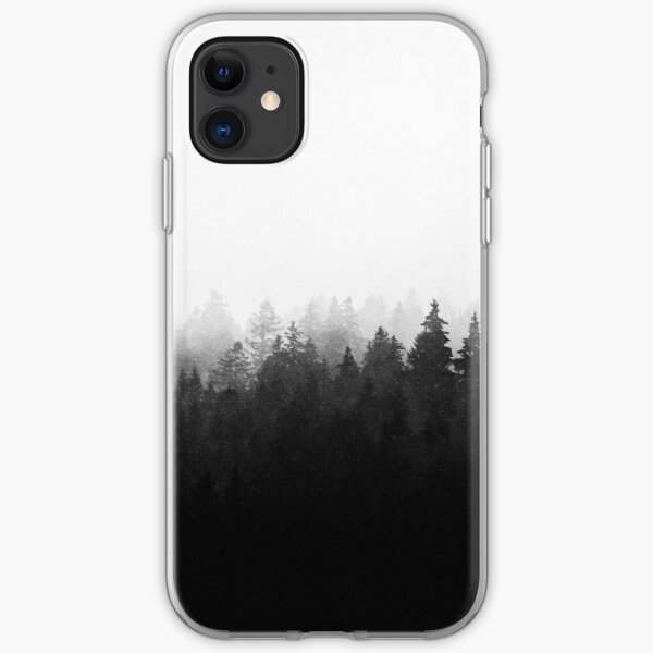 A Wilderness Somewhere iPhone Soft Case