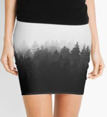 A Wilderness Somewhere Mini Skirt