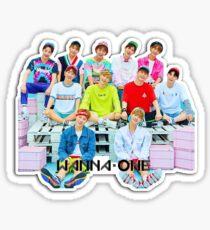 wannaone Sticker