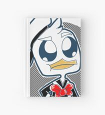 Donald Duck from ducktales  Hardcover Journal