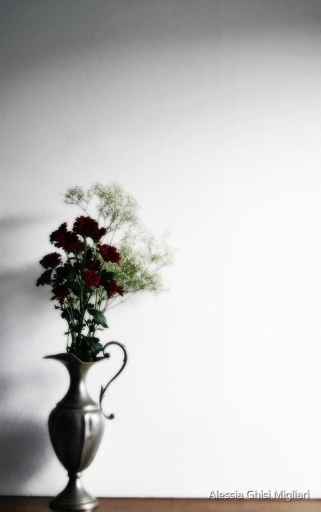 My gaze (II version) by Alessia Ghisi Migliari