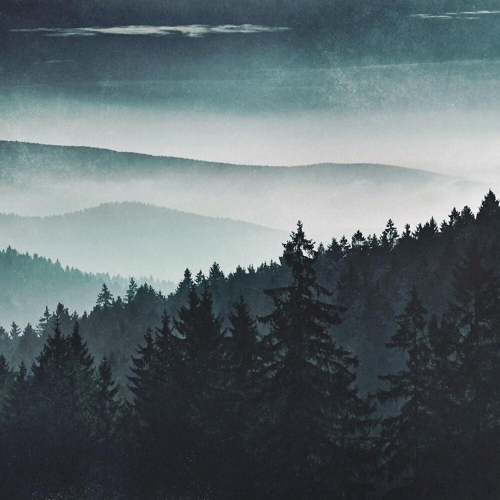 Mountain Light by Tordis Kayma