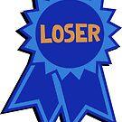 Loser Ribbon by Natalie Perkins