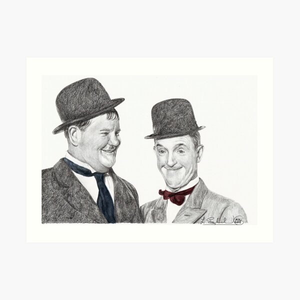 'Big Smiles' Art Print