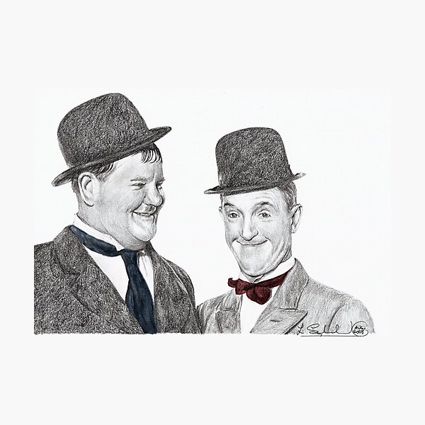 'Big Smiles' Photographic Print