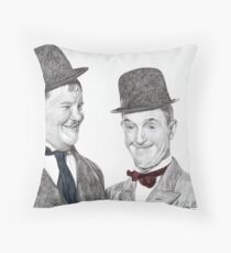 'Big Smiles' Throw Pillow