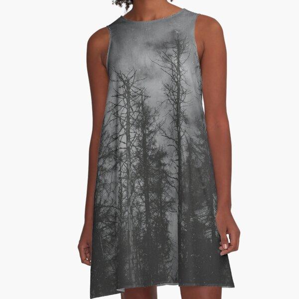 Transmission A-Line Dress