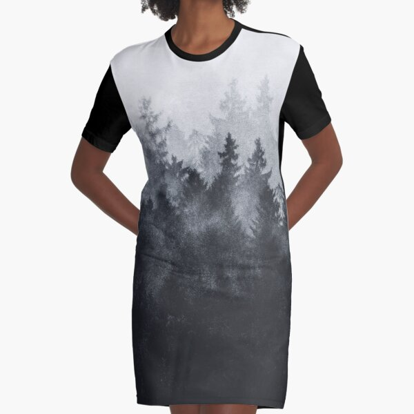 The Heart Of My Heart // Midwinter Edit Graphic T-Shirt Dress