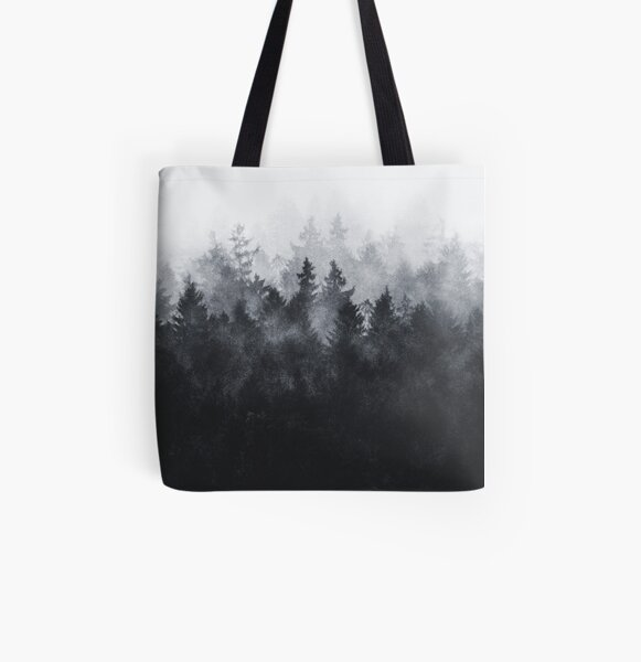 The Heart Of My Heart // Midwinter Edit All Over Print Tote Bag