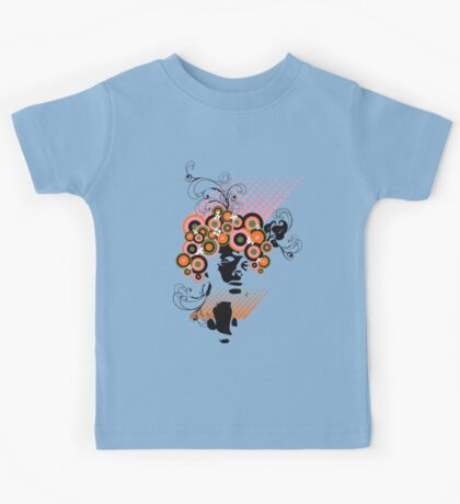 Funky Dollie Bloom Hair Kids Clothes