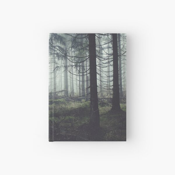 Through The Trees Hardcover Journal