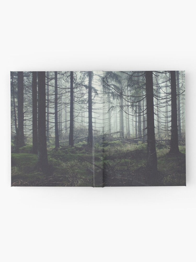 Alternate view of Through The Trees Hardcover Journal