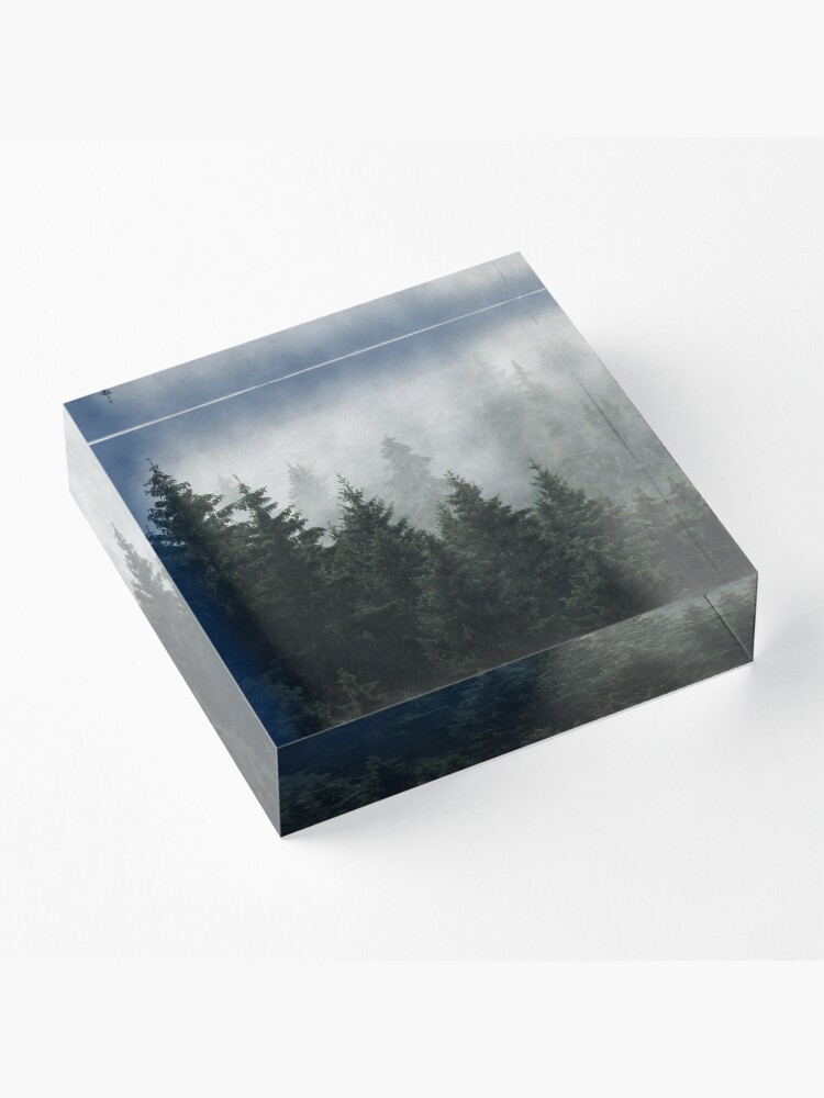Alternate view of Waiting For Acrylic Block