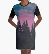 Breathe This Air T-Shirt Kleid