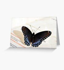 Cute Tuckus Greeting Card