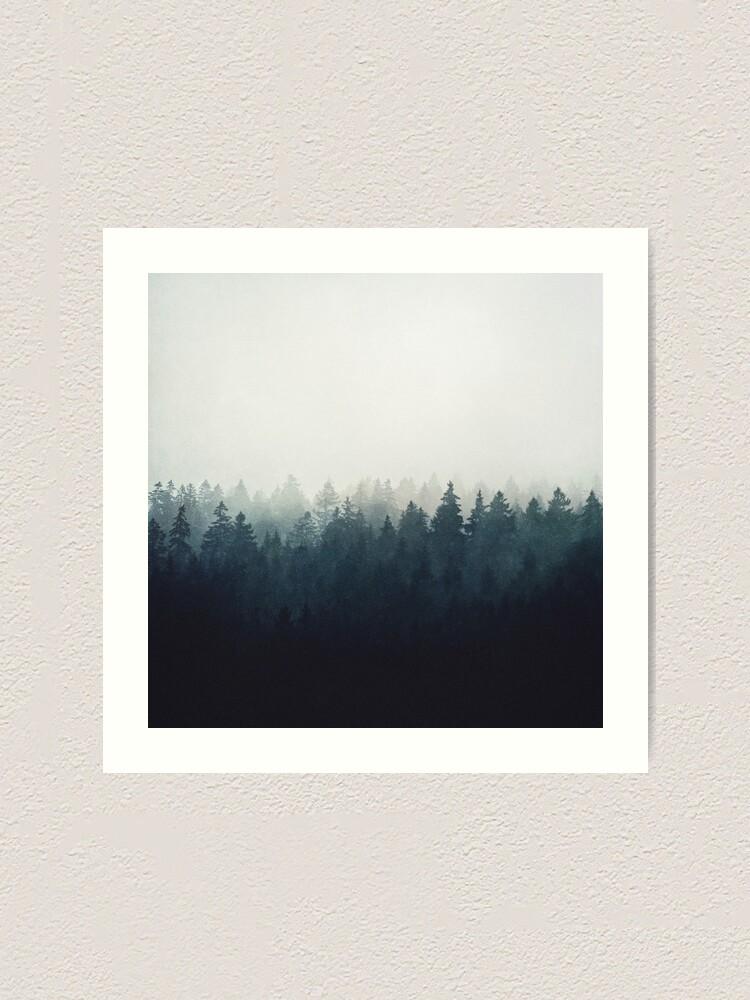 Alternate view of A Wilderness Somewhere Art Print