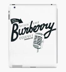 Art Burberry iPad Case/Skin