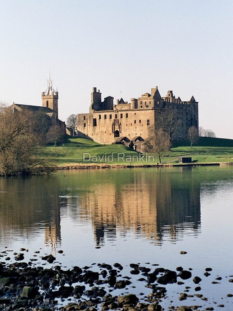 Linlithgow Palace  (  Wentworth Prison ) by goldyart